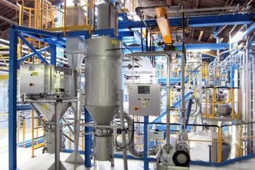 Anlage zur Herstellung von Leit- oder Batteriesalzen | Quelle: Rockwood Lithium